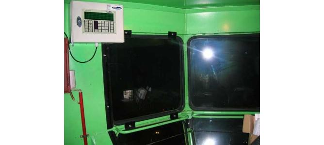Весы крановые встраиваемые ВКТ «КОВШ» для литейных кранов с идентификацией груза