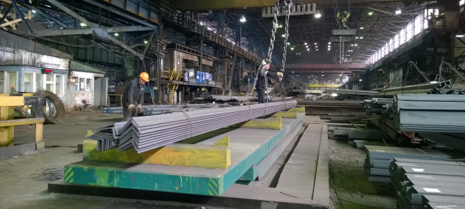 Весы платформенные противударные ВСДП «ГРАНИТ» для длинномерных грузов