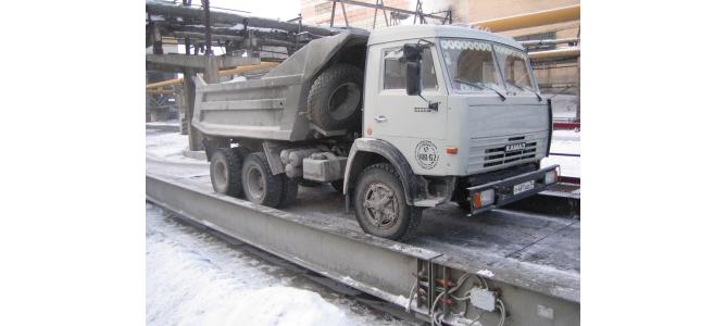 Весы автомобильные ВСА «МОНОЛИТ» для статического взвешивания бетонируемые